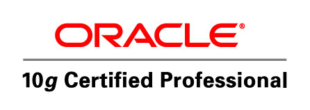 Oracle 10g OCP Certified